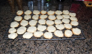 Day 2 – Cream Cheese Cookies
