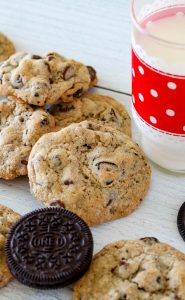 No one can resist and Oreo Chocolate Chip Cookie!