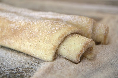 These Cinnamon Sugar Palmiers are the perfect treat to accompany your morning coffee and are easily made from pastry dough and a cinnamon sugar combination. Make these and you'll make any breakfast a little more special.