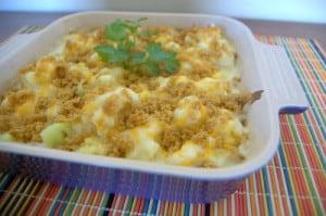 Day 329 – Cauliflower Gratin