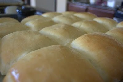 Copycat Texas Roadhouse Rolls - so soft and delicious and remember slather them with the Cinnamon Honey Butter!