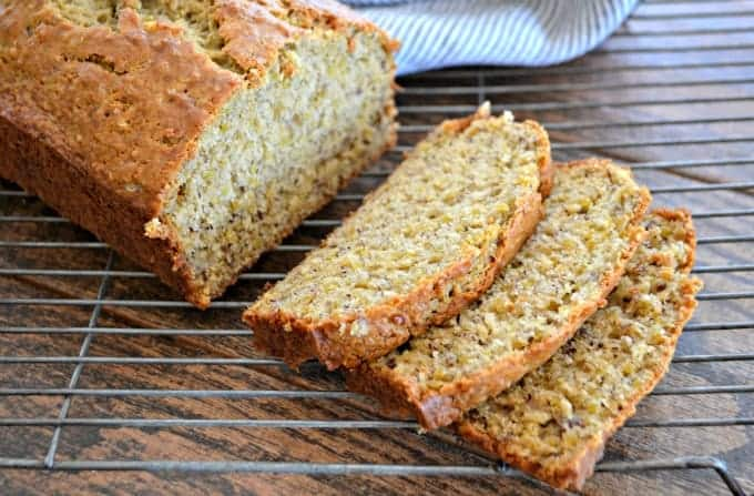 Quinoa Banana Bread | 365 Days of Baking