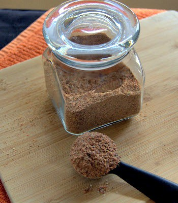 Taco seasoning you can make at home and use in SO many different recipes!