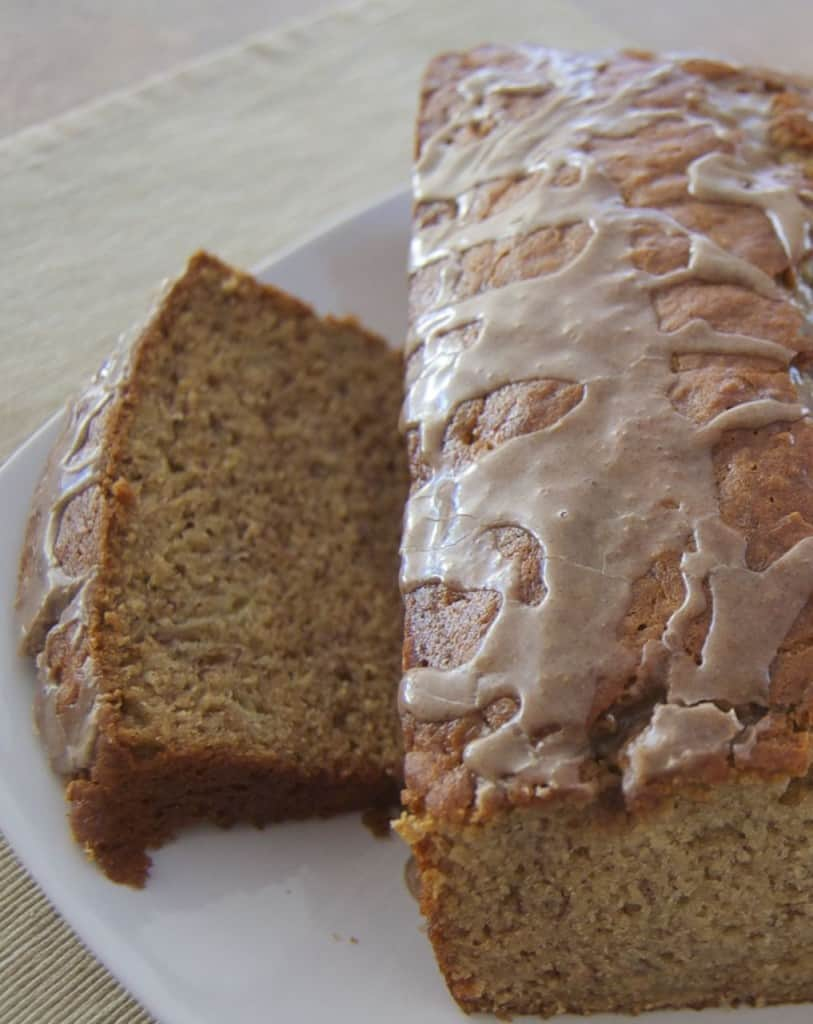 Chai Banana Bread - a delicious banana bread with the great taste of chai spices added for that extra something special!