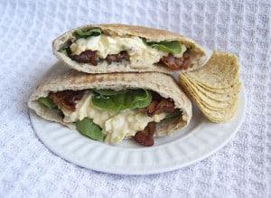 Secret Recipe Club ~ The Ultimate Egg Salad Sandwich