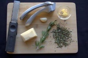 Day 213 – Rosemary Garlic Focaccia
