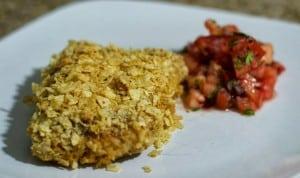 Crunchy Taco Chicken
