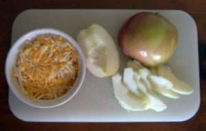 Day 267 – Apple Cheese Chicken