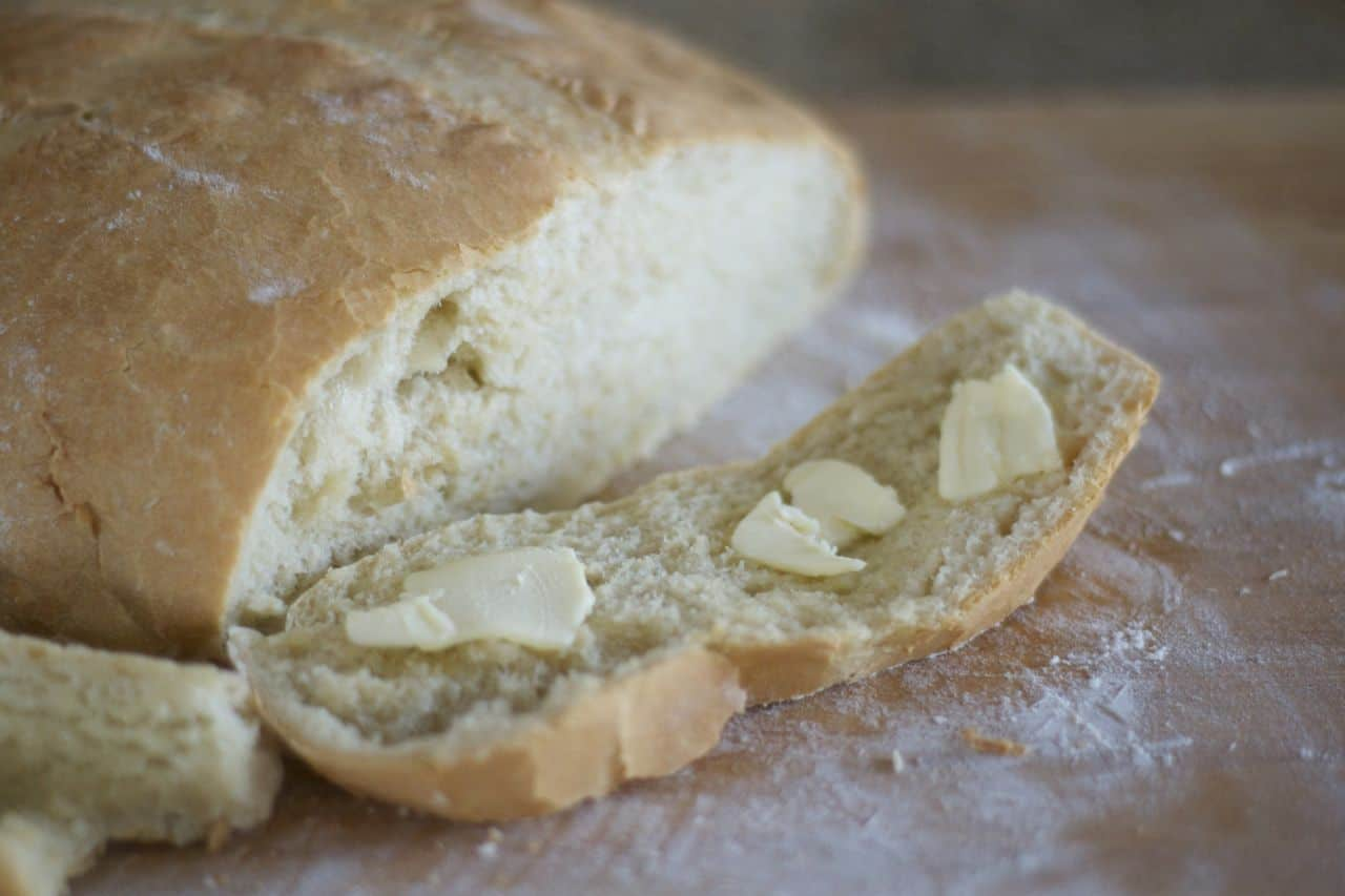 Grandma S Italian Bread An Easy To Make Loaf Of Bread With A Soft