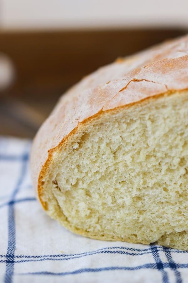 Grandma's Italian Bread.