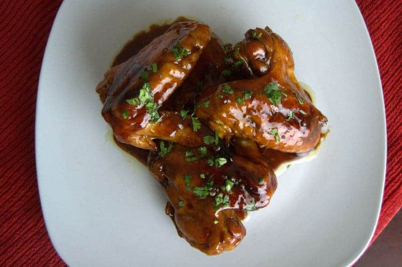 Baked-Chinese-Chicken-Wings