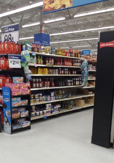 Walmart-Kraft