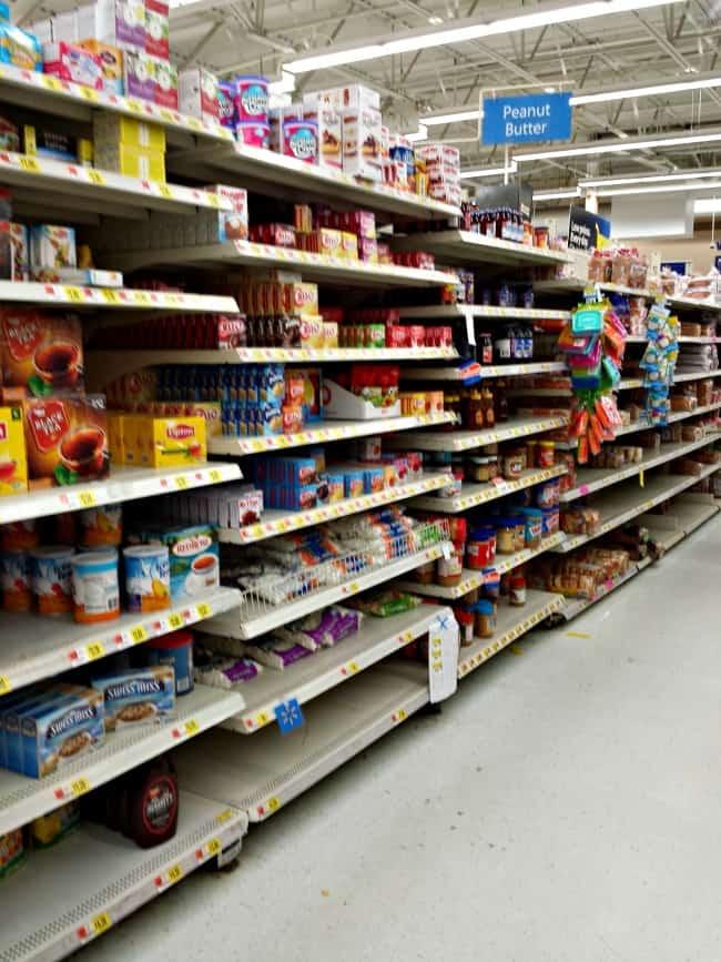 Jello-O Walmart