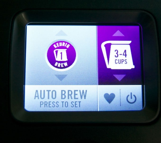 The new Keurig 2.0 - brew a cup OR a carafe!