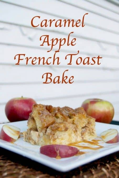 casserole caramel apple and cinnamon breakfast casserole caramel apple ...