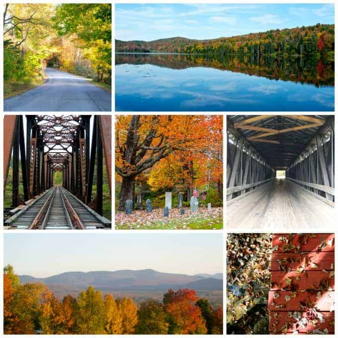 Fall Foliage in New Hampshire 2014 - travel on 365 Days of Baking and More