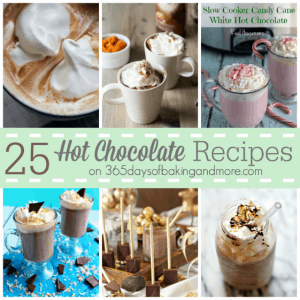 25 Hot Chocolate Recipes