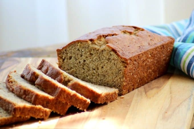 Brown butter rum banana bread 365 days of baking and more forumfinder Choice Image