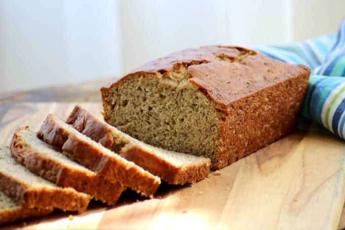 Brown butter rum banana bread 365 days of baking and more forumfinder Images