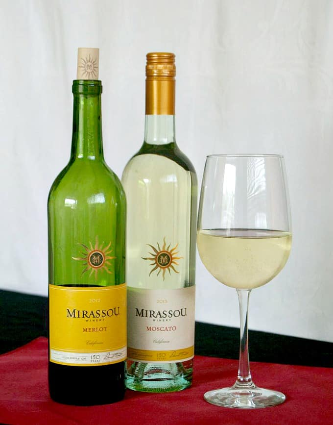 Mirassou Wines - Merlot and Moscato
