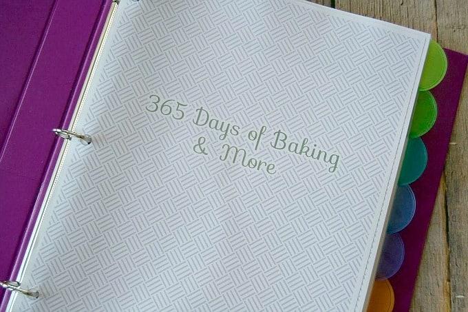 2015 Say Not Sweet Anne Blog Planner