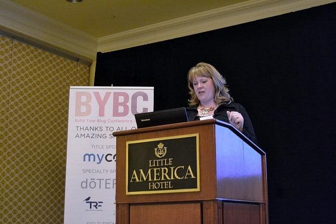 Build Your Blog Conference 2015 - Amanda Rettke, I Am Baker