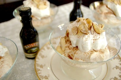 Bailey's-Mousse