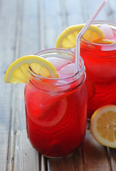 Pink Lemonade for Two