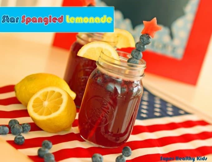 Star Spangled Lemonade