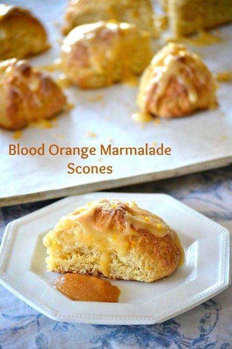 how to make blood orange marmalade