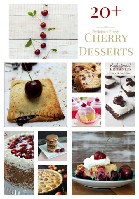 20-Baked-Cherry-Desserts-Pin