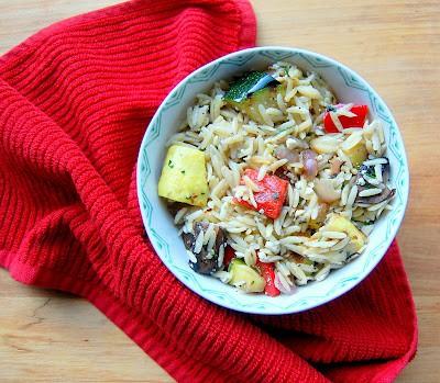 Grilled-Veg-Feta-Orzo-Salad