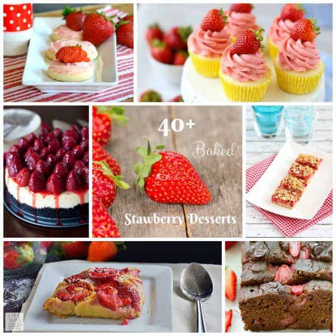 40+-Baked-Strawberry-Desserts-Square