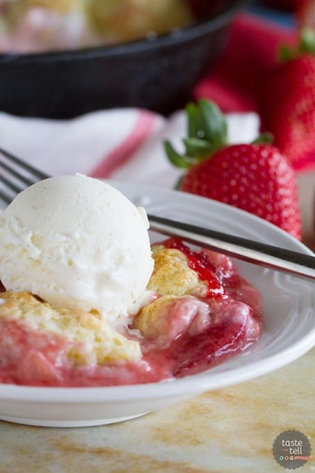 Strawberries-and-Cream-Skillet-Cobbler-tasteandtellblog.com-4-opt