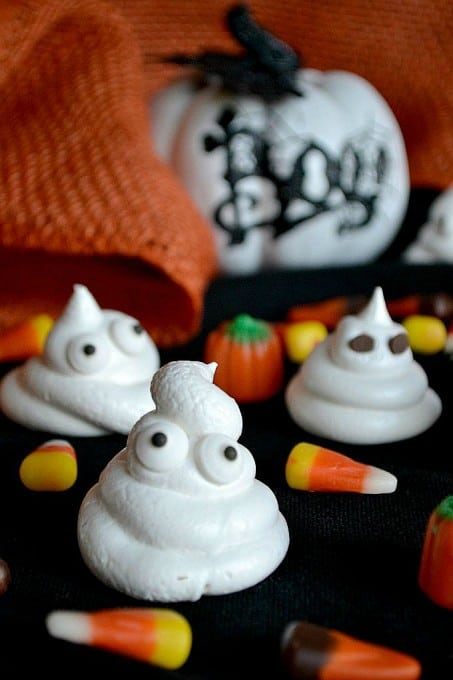 A dairy-free, gluten-free, easy and adorable Halloween treat. The kids will love them!