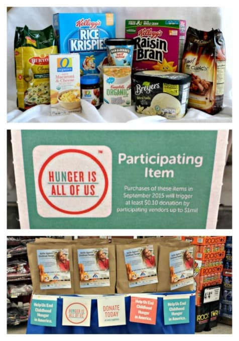 Help to end hunger in children by donating today.