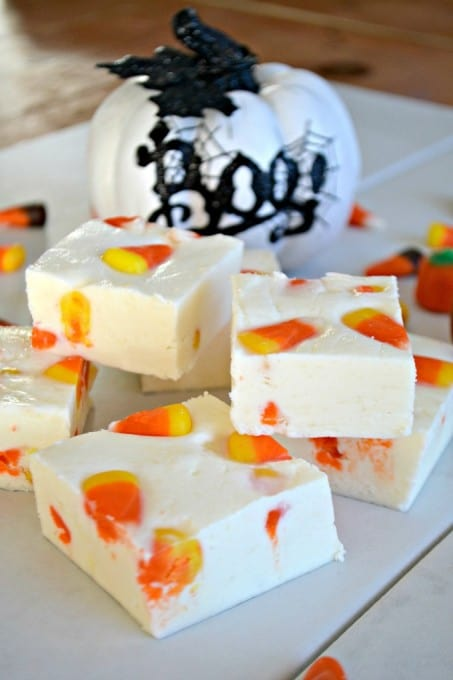 Candy Corn Fudge - 365 Days of Baking and More