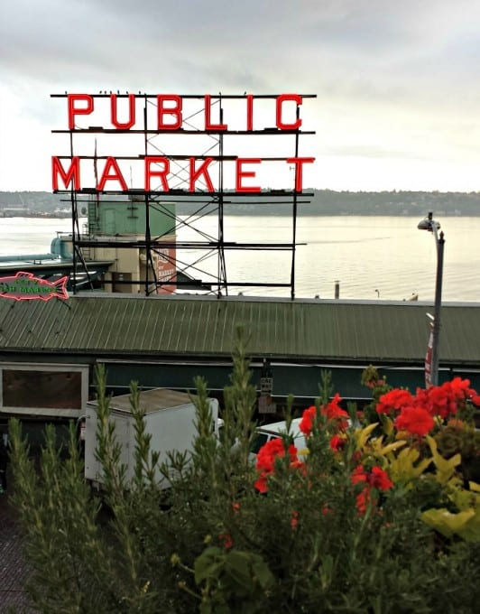 Public Market, Seattle WA