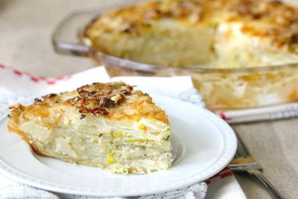 Potato-Leek-Pie