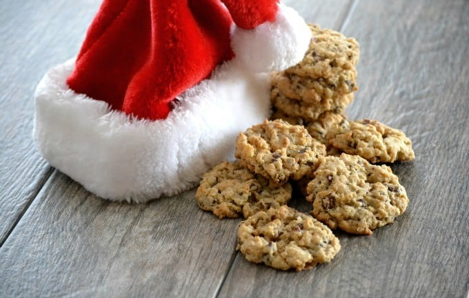 These Pantry Cookies are made with a variety of ingredients from your cupboard. They're hearty, full of flavor and will be great with a glass of milk.