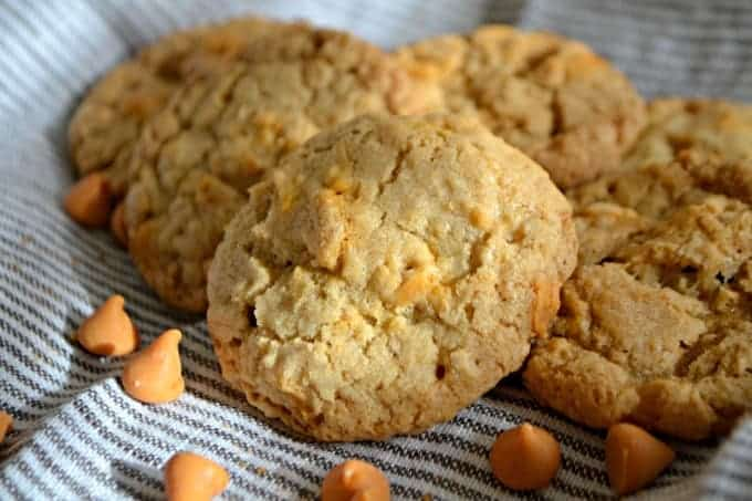 Oatmeal Butterscotch Cookies are your all-time favorite oatmeal cookie ...