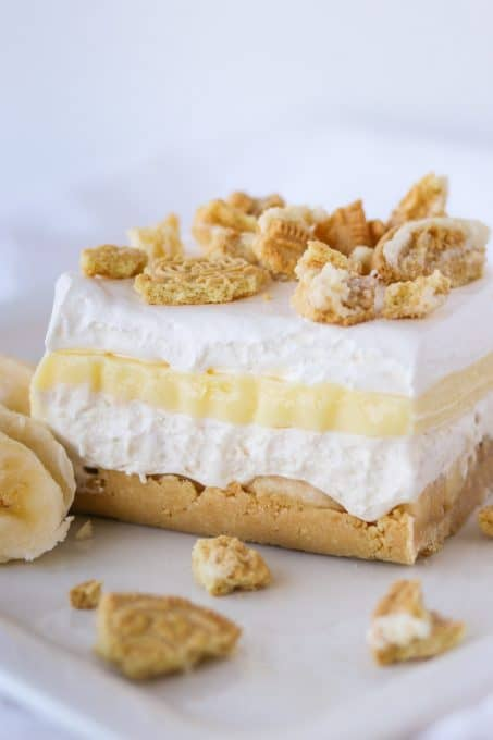 Banana Pudding Dream Bar