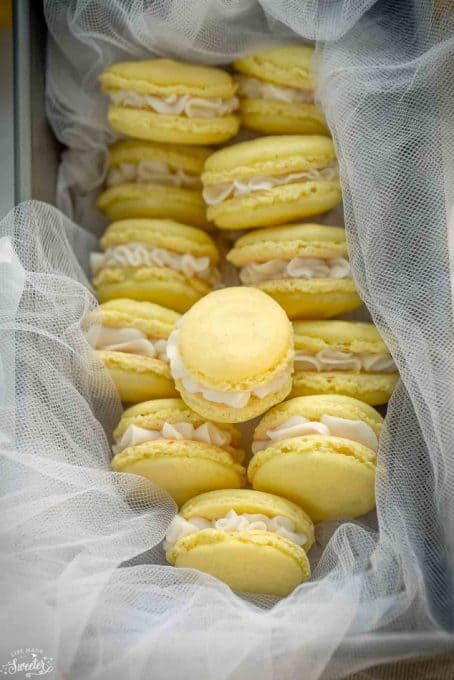Lemon-French-Macarons-filled-with-coconut-buttercream-make-the-perfect-sunny-sweet-treat-e1456366104169