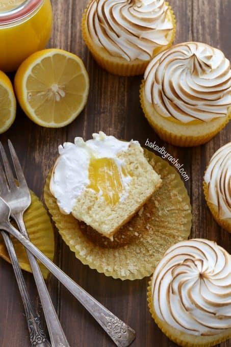 lemonmeringuecupcake3_bakedbyrachel