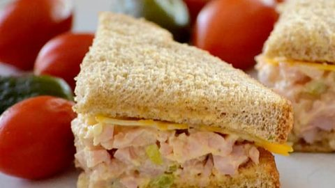 Ham Salad Sandwich Recipe Pioneer Woman