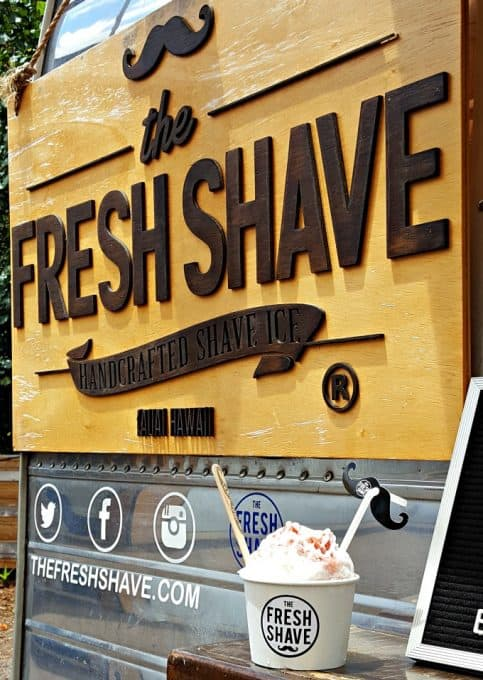 The Fresh Shave - Kauai, HI