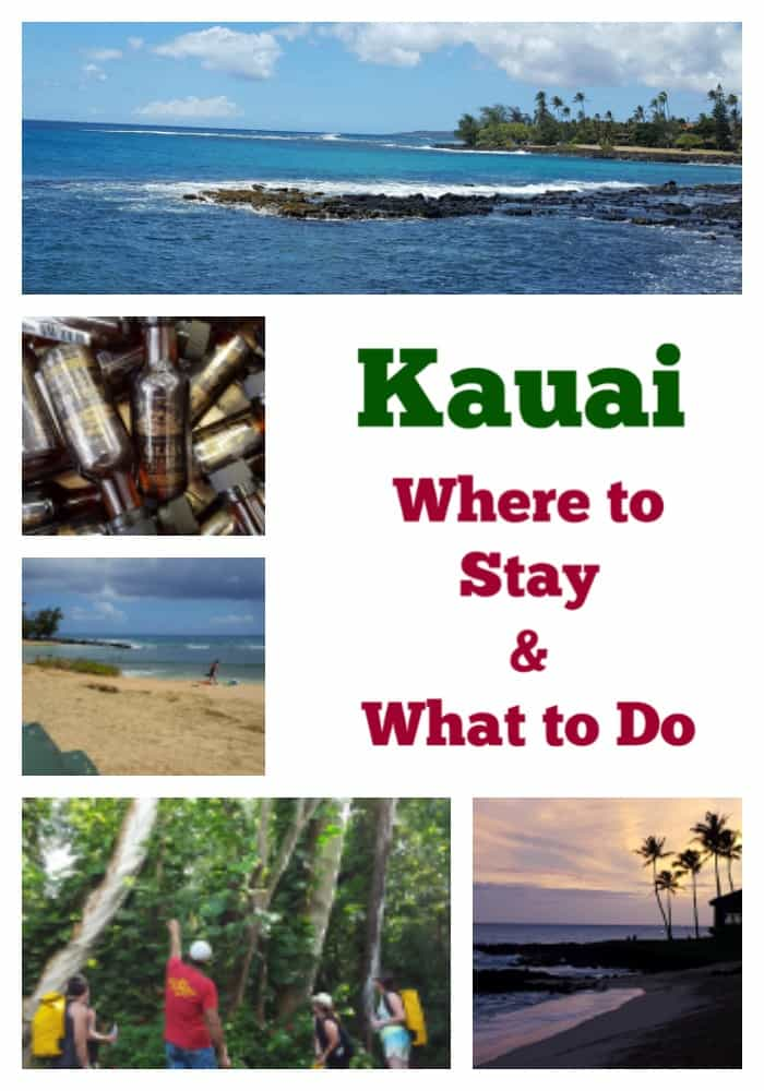 Where to Stay and What to Do in Kauai, HI for 365 Days of Baking and More Travel