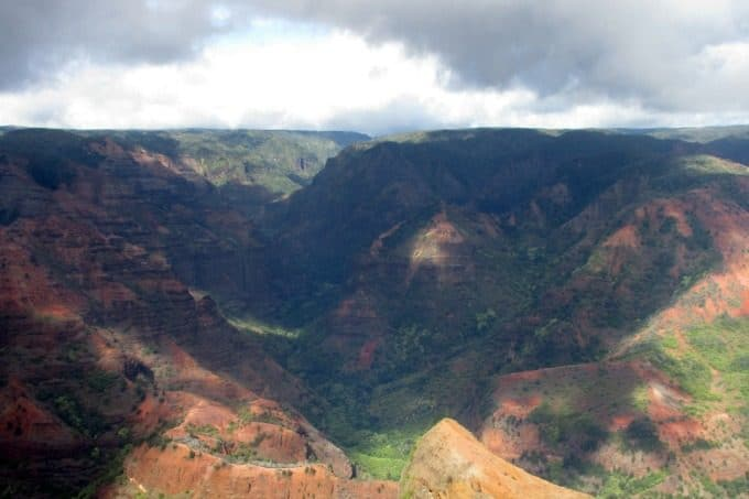 Kauai: Where to Stay and What to Do. Waimea Canyon on Kauai, HI