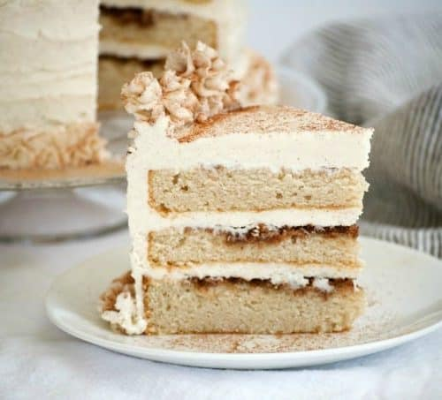 Cinnamon Roll Layer Cake 365 Days Of Baking And More