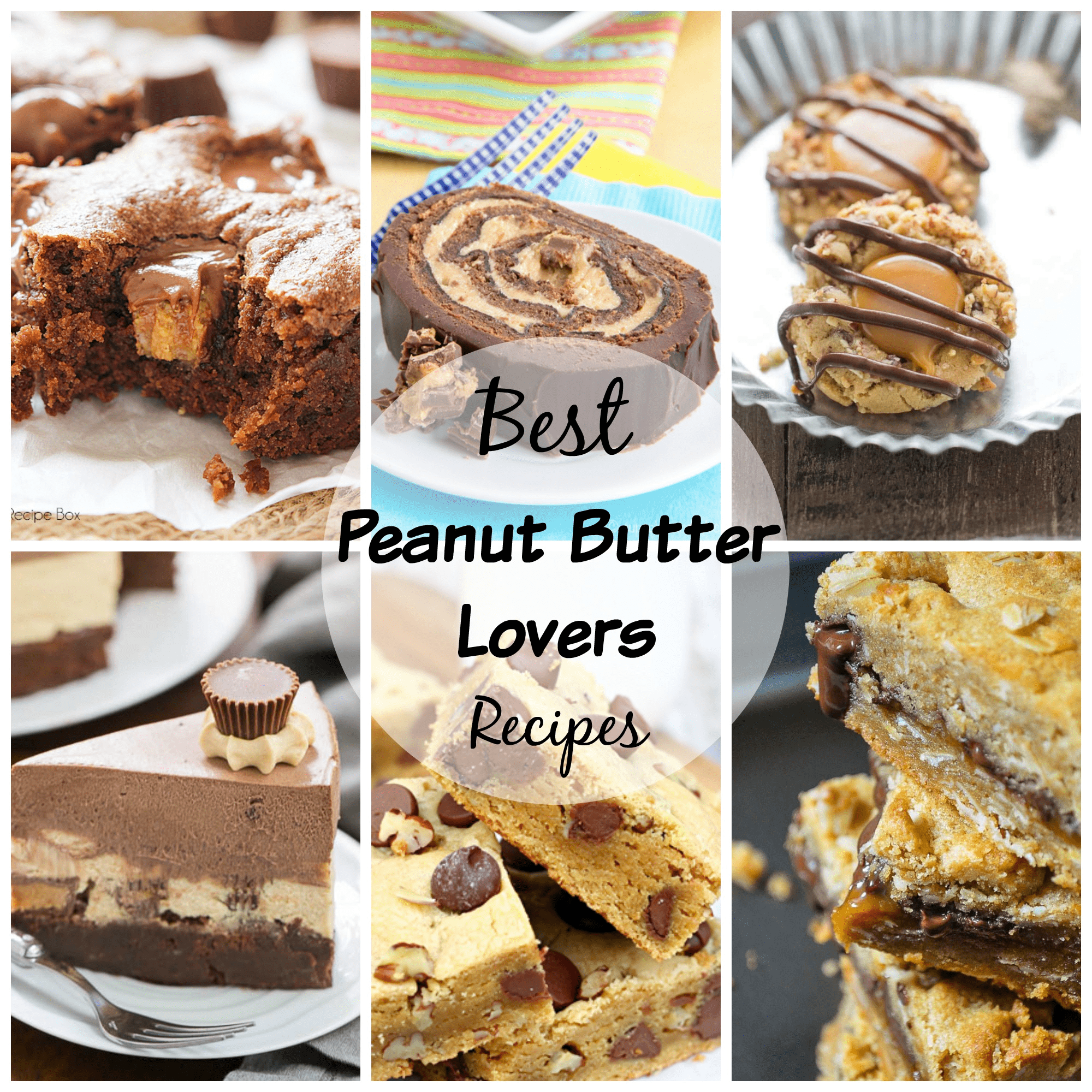 If you like peanut butter, you're going to love this compilation of THE Best Recipes for Peanut Butter Lovers. There's something for everyone to enjoy from a breakfast recipe, to peanut butter for dinner and lots in between. Enjoy!